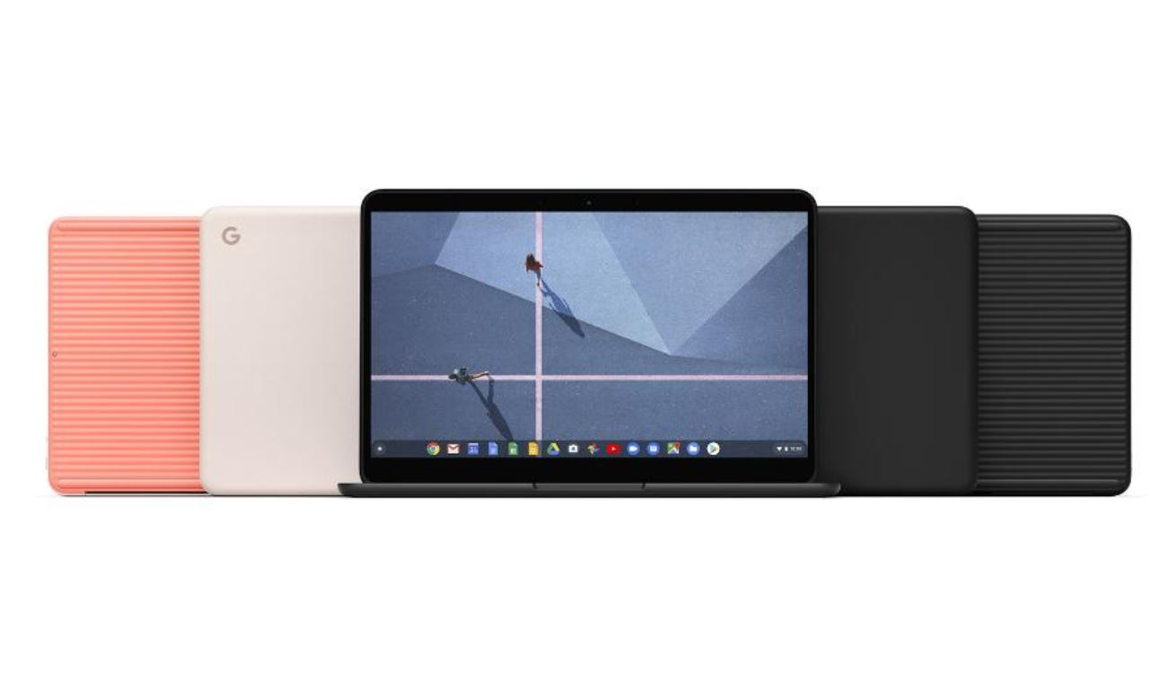 Google Pixelbook Go with new design launched at 'Made by Google' event