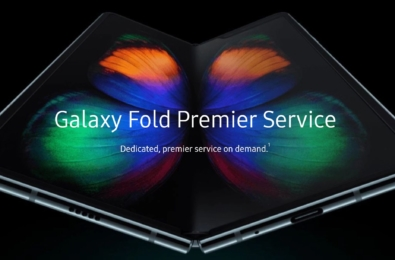 Samsung finally announces Galaxy Fold Premier Service for Galaxy Fold owners in the US 10