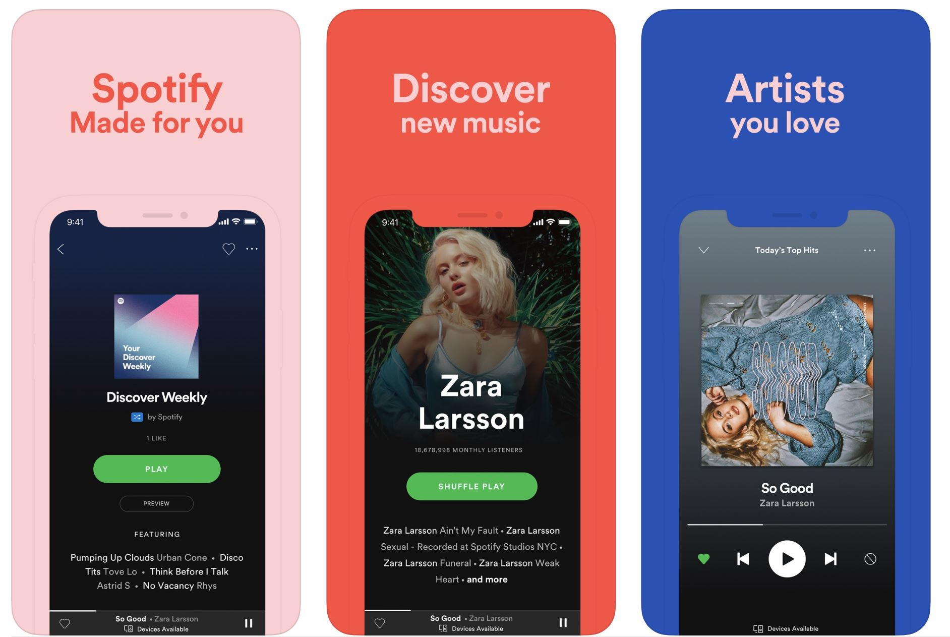 Spotify can be now controlled using Siri on iPhone, iPad, Carplay, AirPods, and HomePod 1