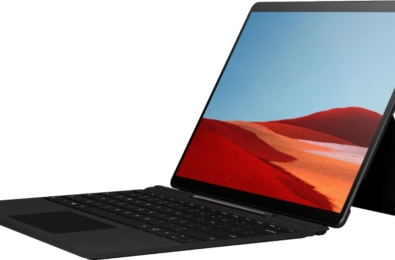 Microsoft reveals new Surface Pro X powered by custom Microsoft SQ1 processor 1