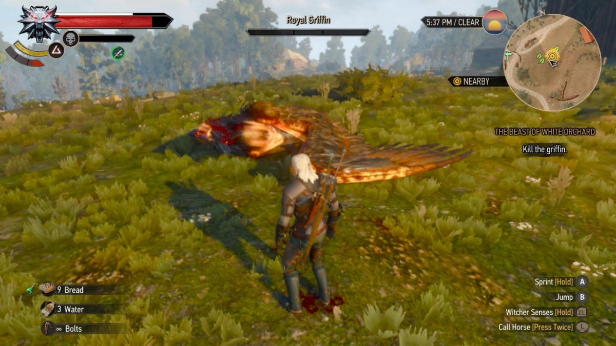 Review: The Witcher 3 on Nintendo Switch is a fantastically impossible port 1