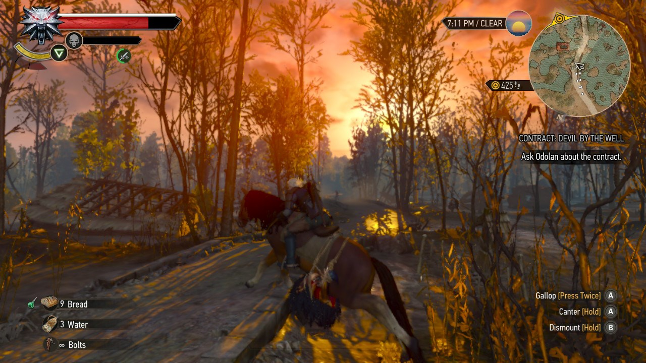 Review: The Witcher 3 on Nintendo Switch is a fantastically impossible port 4