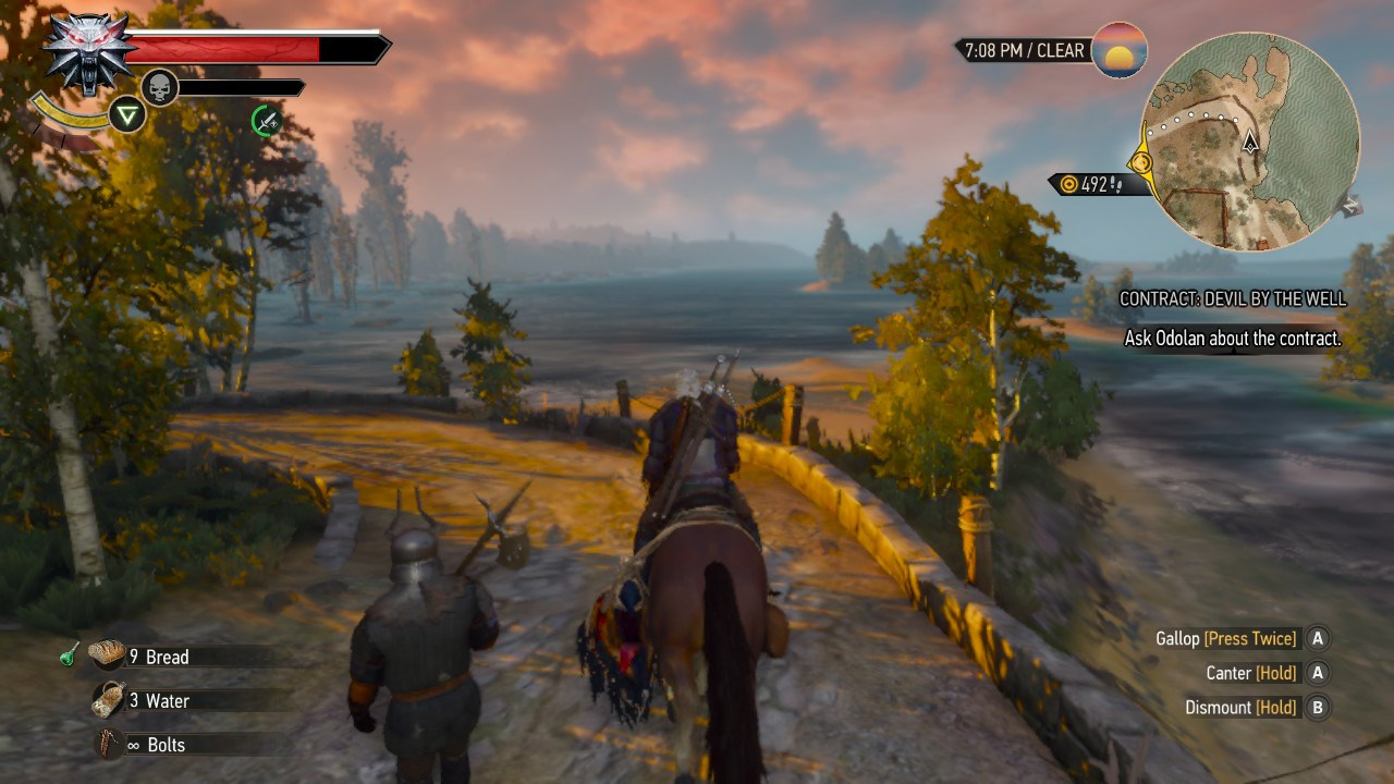 Review: The Witcher 3 on Nintendo Switch is a fantastically impossible port 3