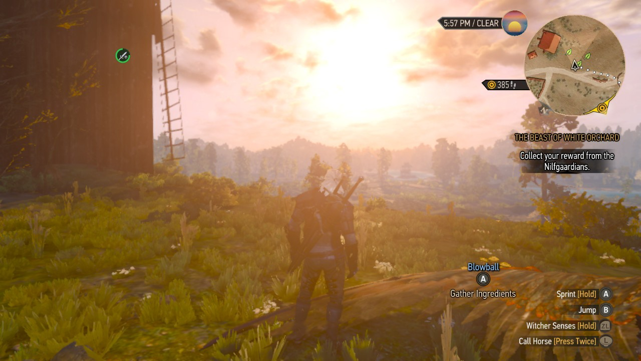 Review: The Witcher 3 on Nintendo Switch is a fantastically impossible port 2
