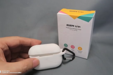 New Apple Airpods Pro protective case images leaked 2