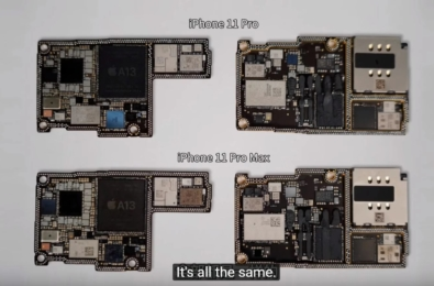 Turns out is is super-easy to turn an iPhone 11 Pro into an iPhone 11 Pro Max 5