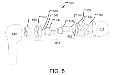 Microsoft patents Surface Earbuds with innovative infinitely adjustable fit 10