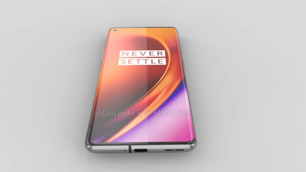 OnePlus 8 Pro: 360 degree renders leaked online, reveals punch-hole camera, quad camera setup and more 2