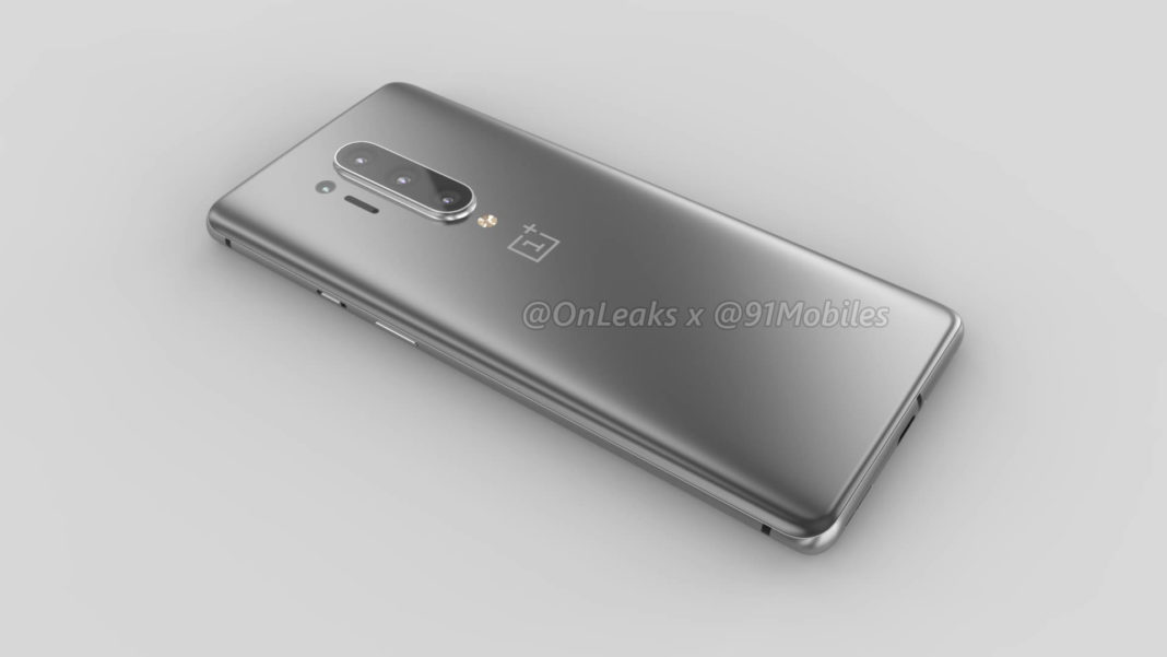 OnePlus 8 Pro: 360 degree renders leaked online, reveals punch-hole camera, quad camera setup and more 7