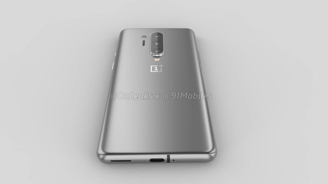 OnePlus 8 Pro: 360 degree renders leaked online, reveals punch-hole camera, quad camera setup and more 8
