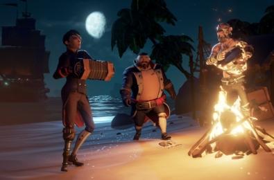 Sea of Thieves Xbox Series X enhancements