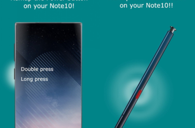 sideActions is bxActions for the Samsung Galaxy Note 10 15