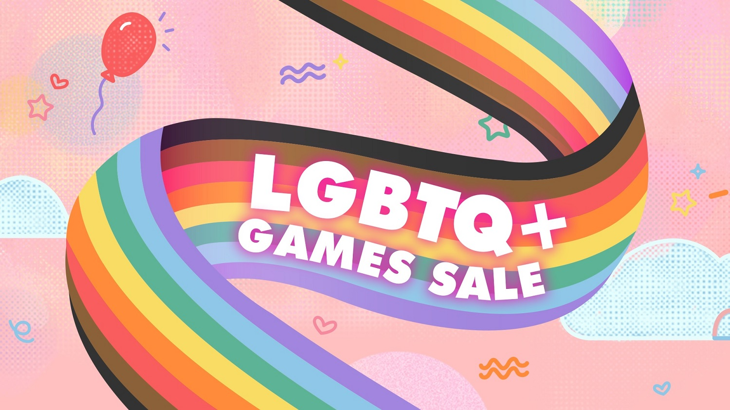 photo of You can save up to 90% on games in the Steam LGBTQ+ Games Sale image