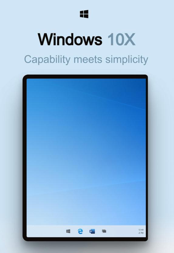 Windows 10X details revealed in major leak 1