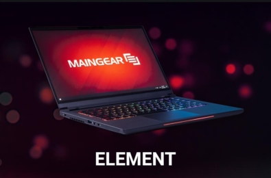 Maingear releases Maingear Element, a powerful and sleek gaming laptop 9