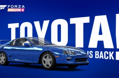 Toyota cars are finally returning to Forza after alleged Sony exclusivity 1