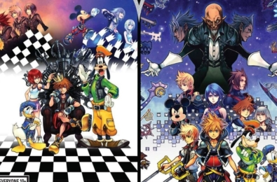 Every Kingdom Hearts game is now on Xbox One 7