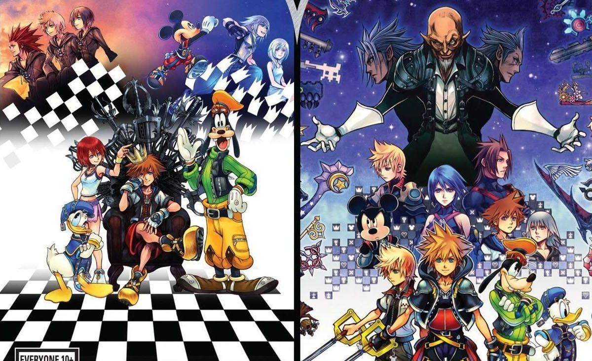 Every Kingdom Hearts Game Is Now On Xbox One Mspoweruser