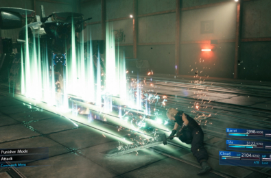 Free Final Fantasy 7 Demo available now on PS4 6
