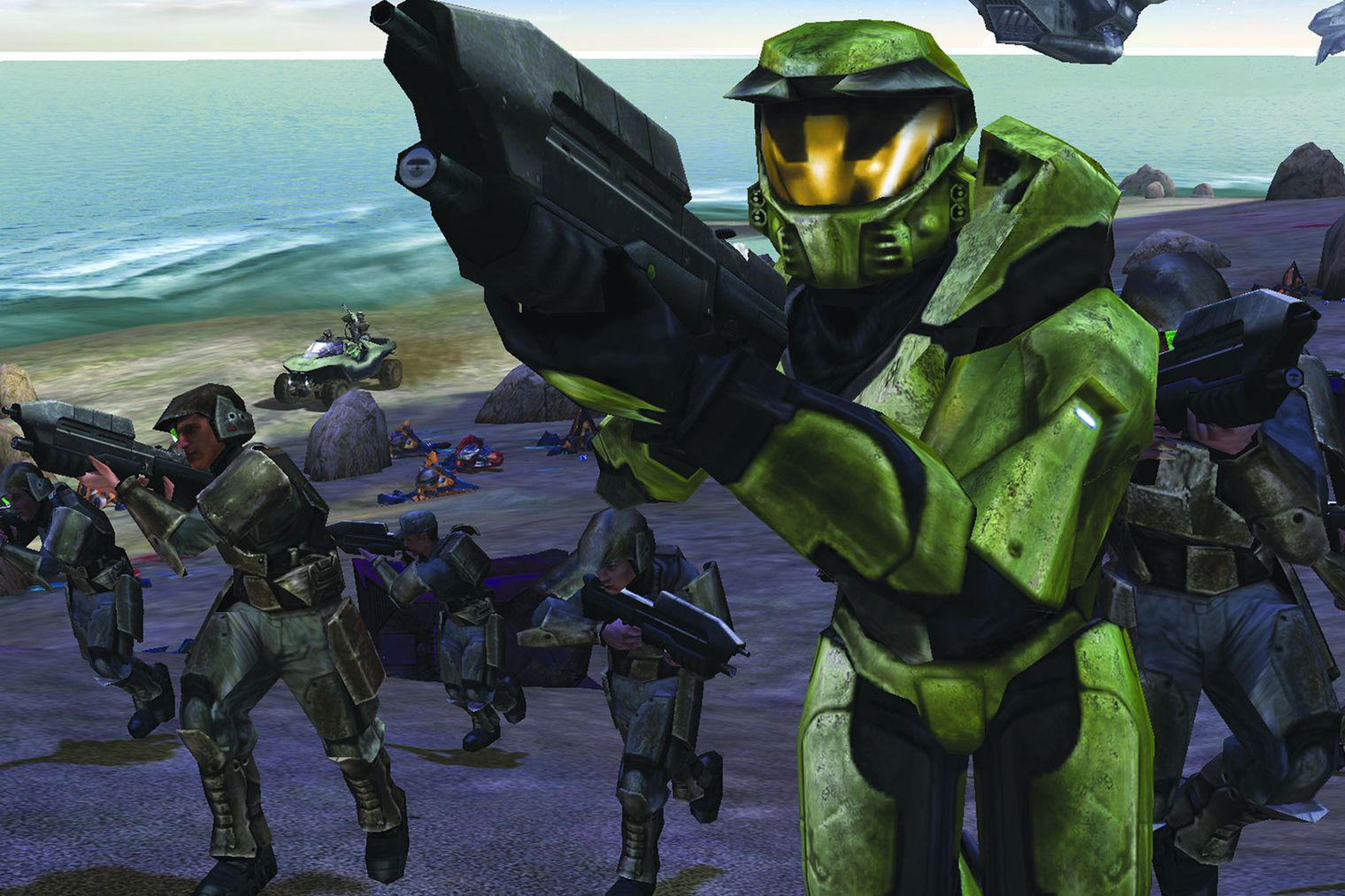 Beta tests for Halo: Combat Evolved on PC coming soon - MSPoweruser