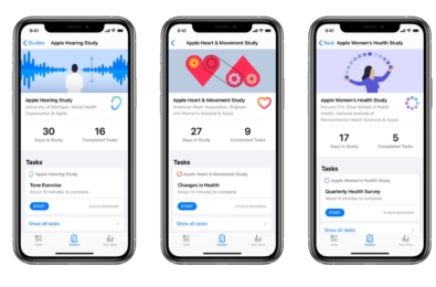 Apple launches new Research app for iPhone and Apple Watch 4