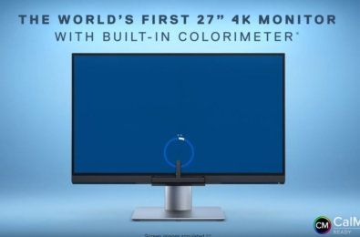 Dell announces world's first 4K monitor with built-in colorimeter and Thunderbolt 3 17