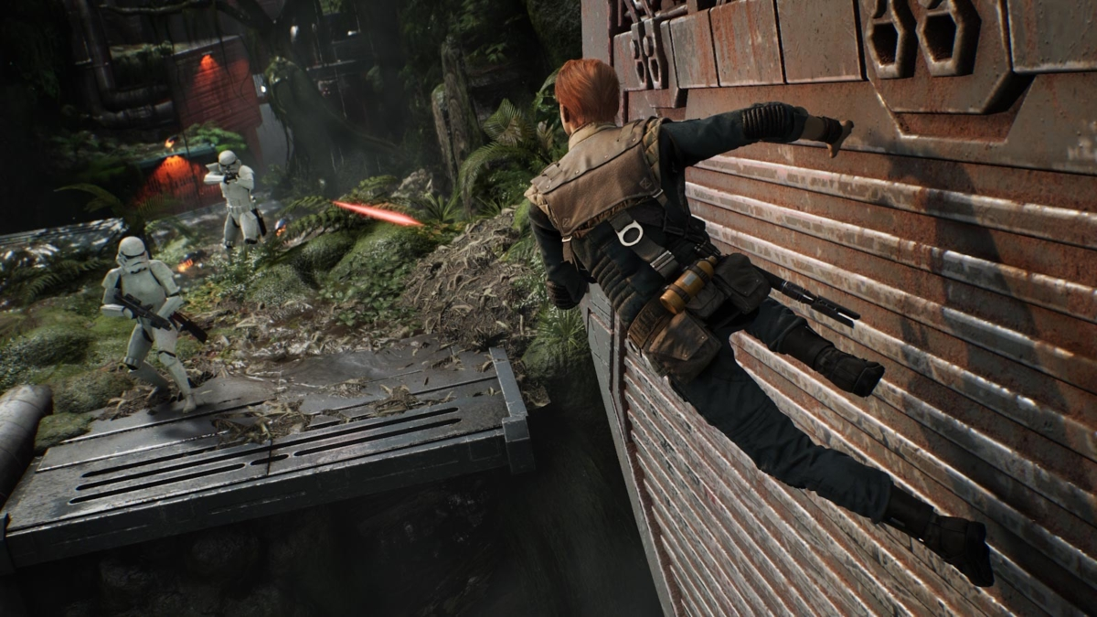 Review: Star Wars Jedi: Fallen Order is a messy Star Wars game with satisfying combat 2