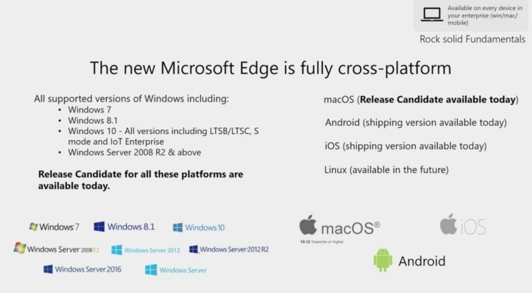 Microsoft confirms Edge is coming to Linux 1