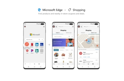 Microsoft Edge for Android will now help you with shopping 5