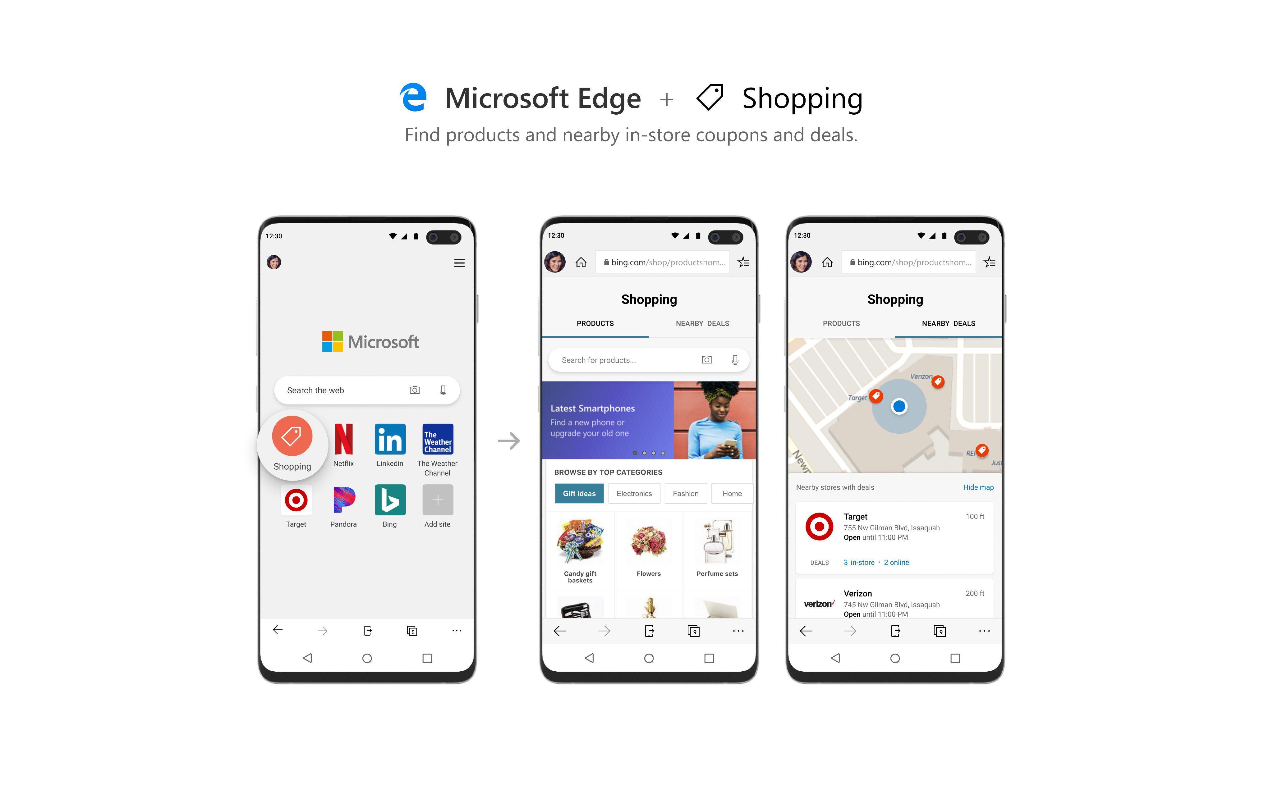 Edge Shopping