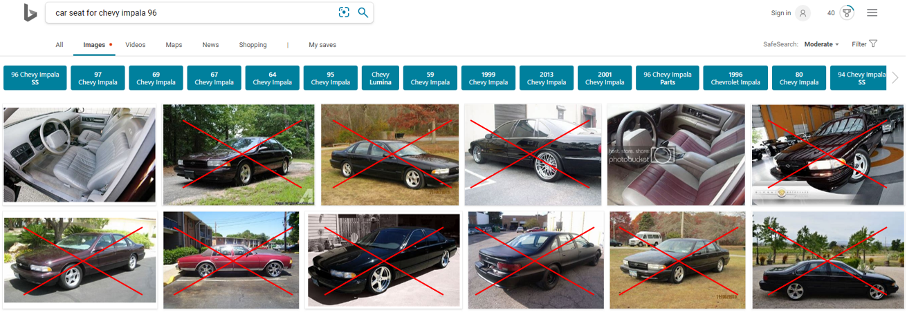 Bing announce new AI-based improvements in image search 1