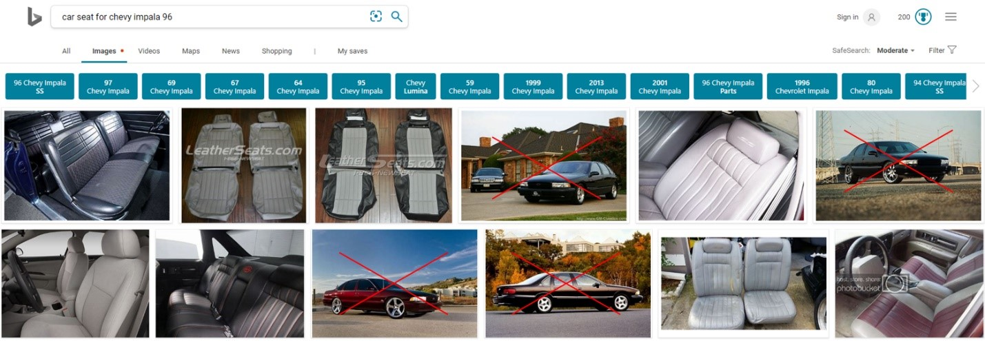 Bing announce new AI-based improvements in image search 2
