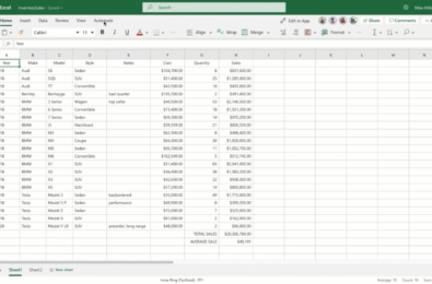Office Scripts: Microsoft finally makes it easy to create scripts for Excel 2