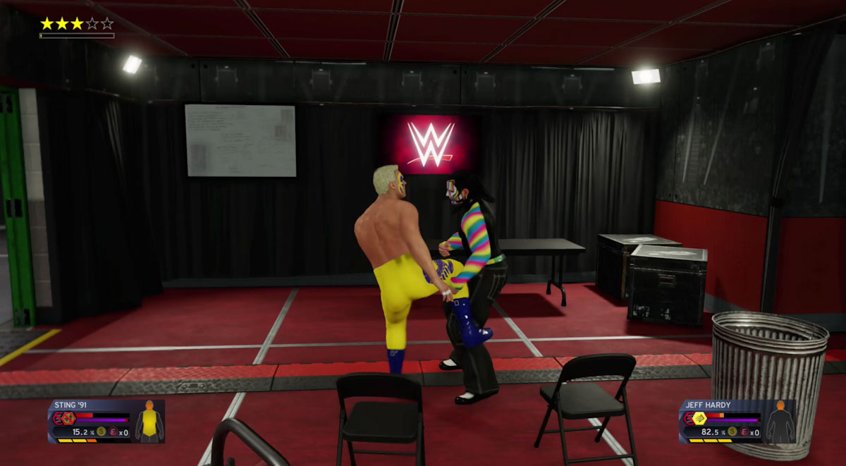 Review: WWE 2K20 is a technical trainwreck that still has soul 1