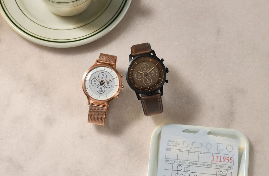 Fossil announces new hybrid smartwatches with always-on display and 2 week battery life 1