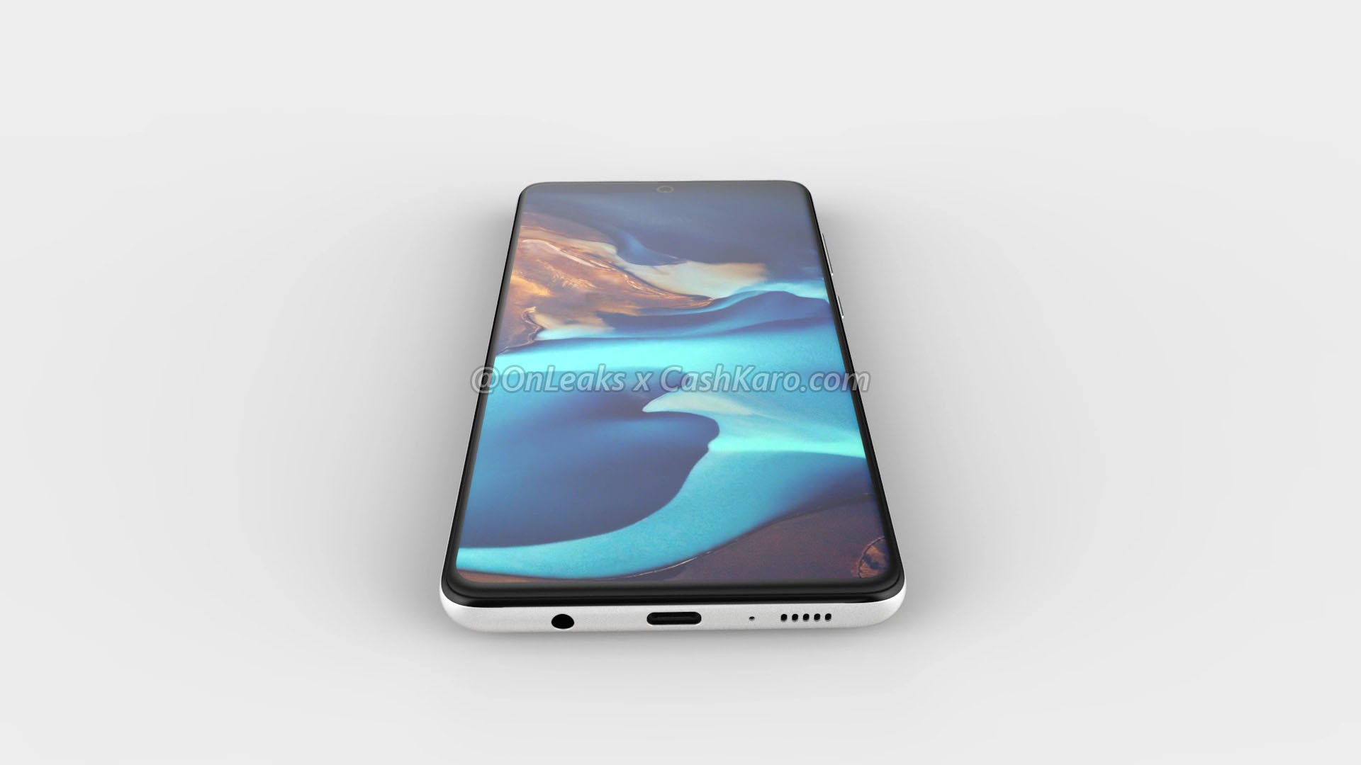 Samsung S Upcoming Galaxy A71 Smartphone Render Images And 360