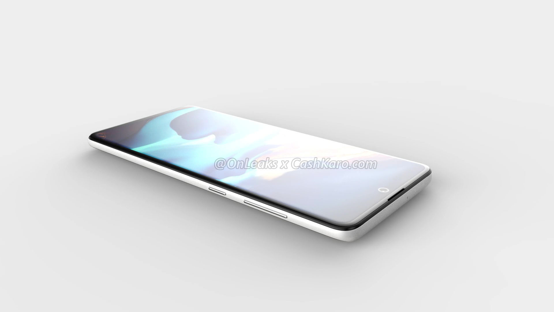 Samsung's upcoming Galaxy A71 smartphone render images and 360 Degree Video leaked online 2