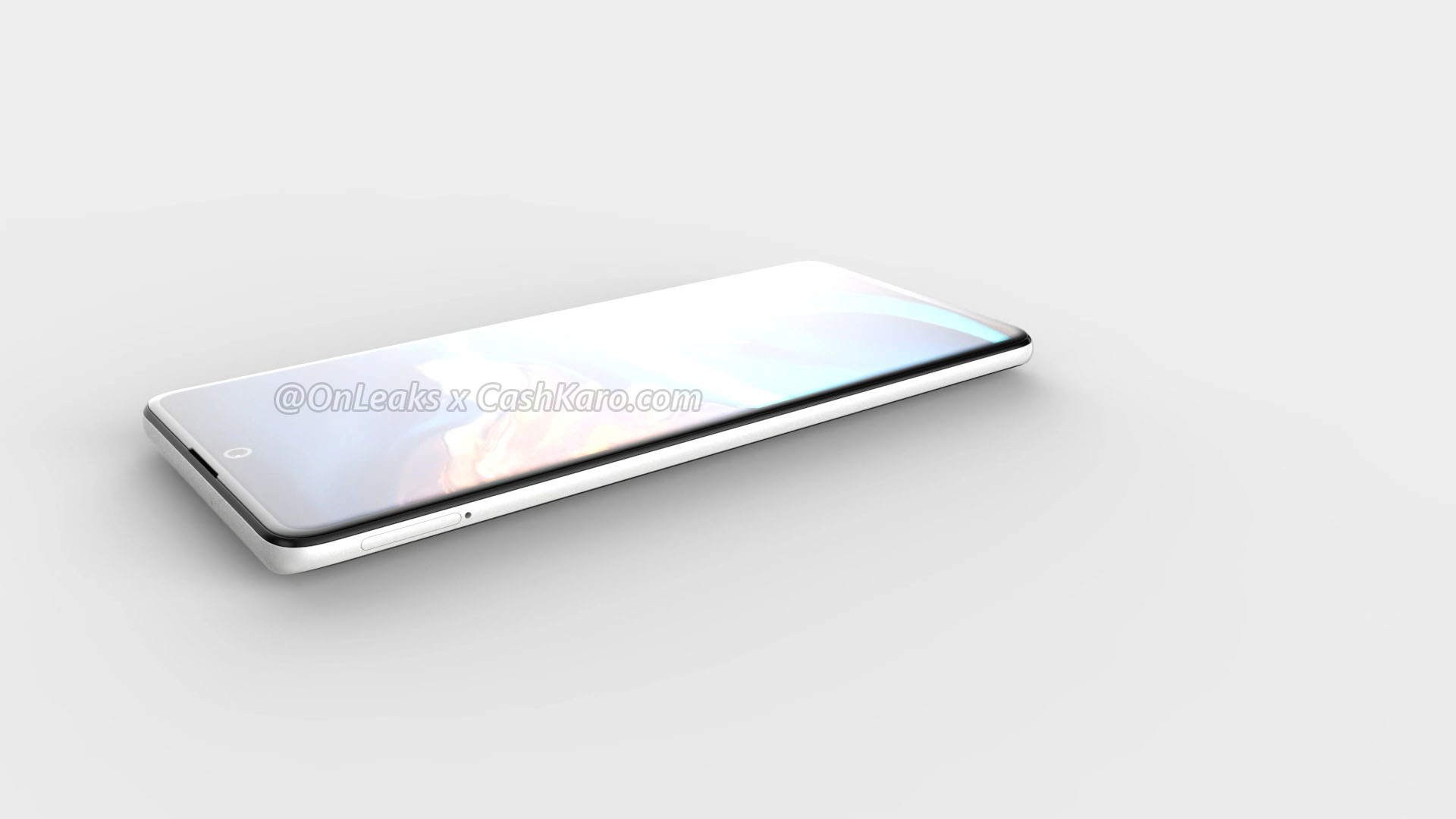 Samsung's upcoming Galaxy A71 smartphone render images and 360 Degree Video leaked online 3