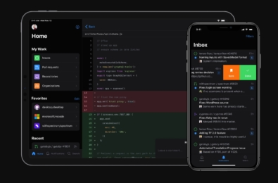 GitHub launches official mobile app for Android 12