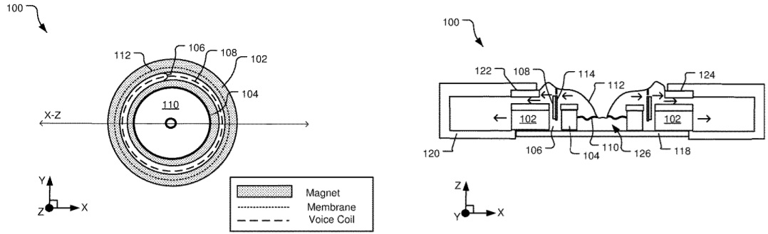 Microsoft envisions a high-efficiency portable Speaker in a new patent 1
