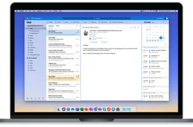 Microsoft unveils all-new Outlook for Mac, ribbon replaced with a simple toolbar 2