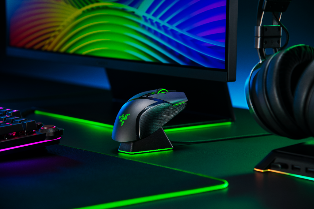 Razer announces two new Basilisk gaming mice with incredible battery life 1