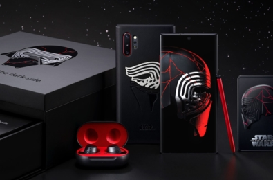 Galaxy Note 10+ Star Wars Special Edition, Sprint branded Note 10 and Note 10 Plus are now getting Android 10 8