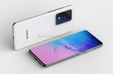 Images of the upcoming Samsung Galaxy S11 Plus flagship smartphone leaked online 17