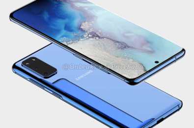Leaked Galaxy S11e renders suggest triple rear cameras, curved display and more 4