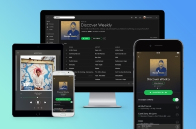 Spotify membership up 31% despite heavy competition from Apple Music and Amazon Music 1