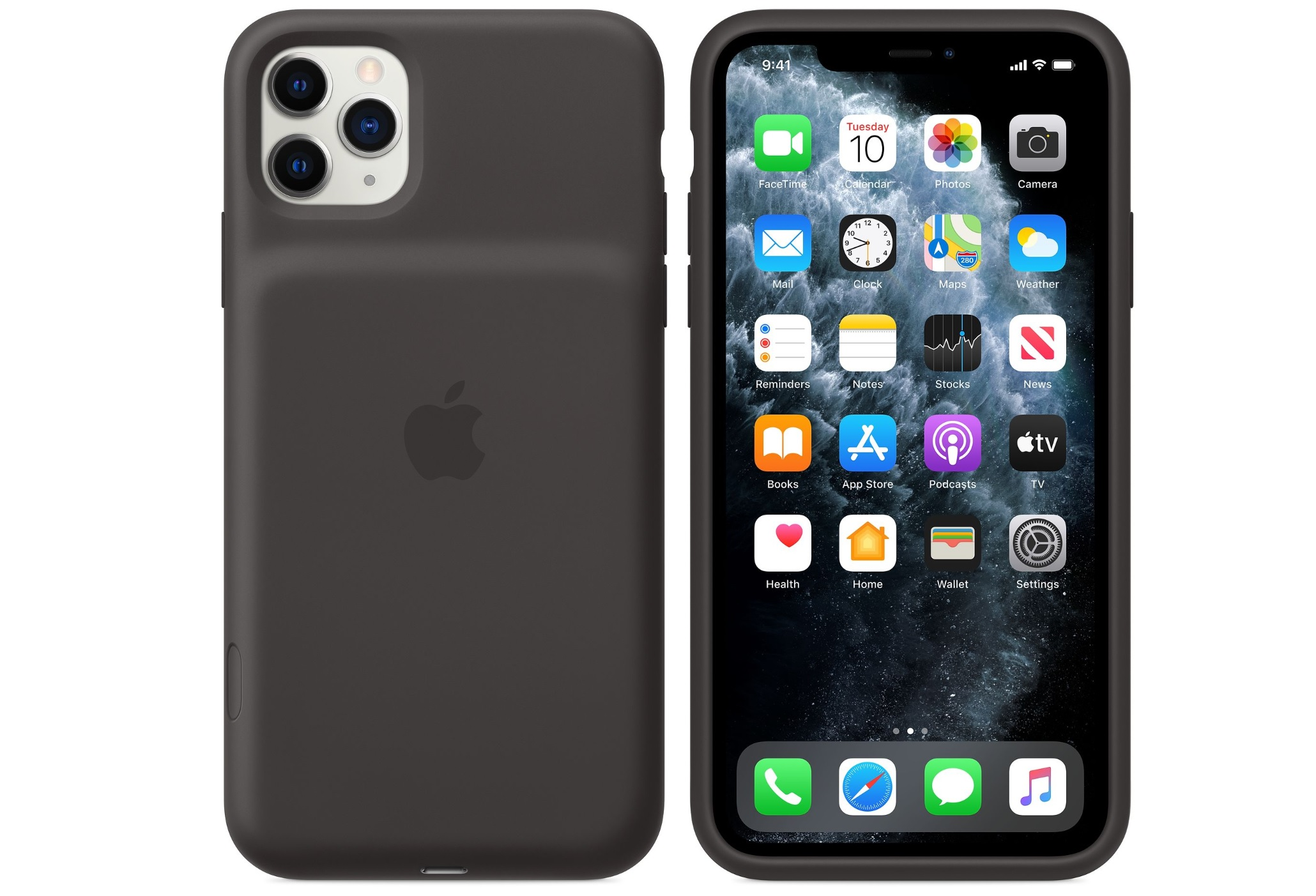 Apple releases Smart Battery Case with wireless charging for