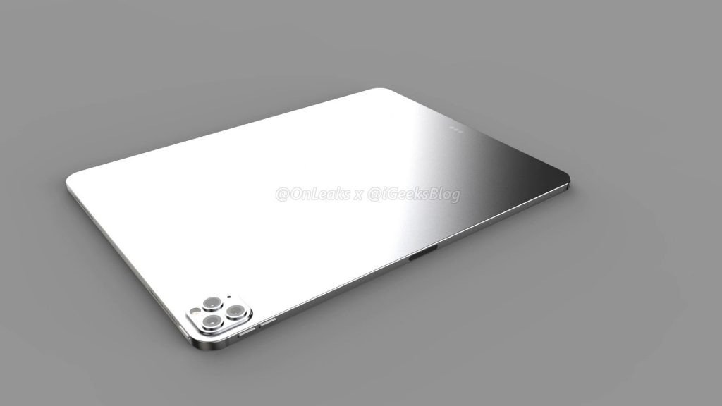 Renders and video of the 2020 iPad Pro leak online 20