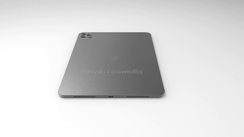 Renders and video of the 2020 iPad Pro leak online 6