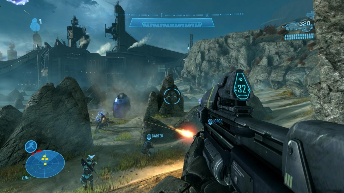 Review: Halo Reach Remastered is only slightly butchered in its move to the Halo collection 1